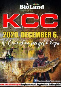 KCC Pergető verseny